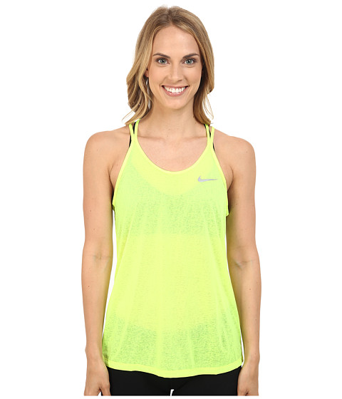nouvelle femme balance blanche - Nike Dri-FIT? Cool Breeze Strappy Running Tank Top - Zappos.com ...