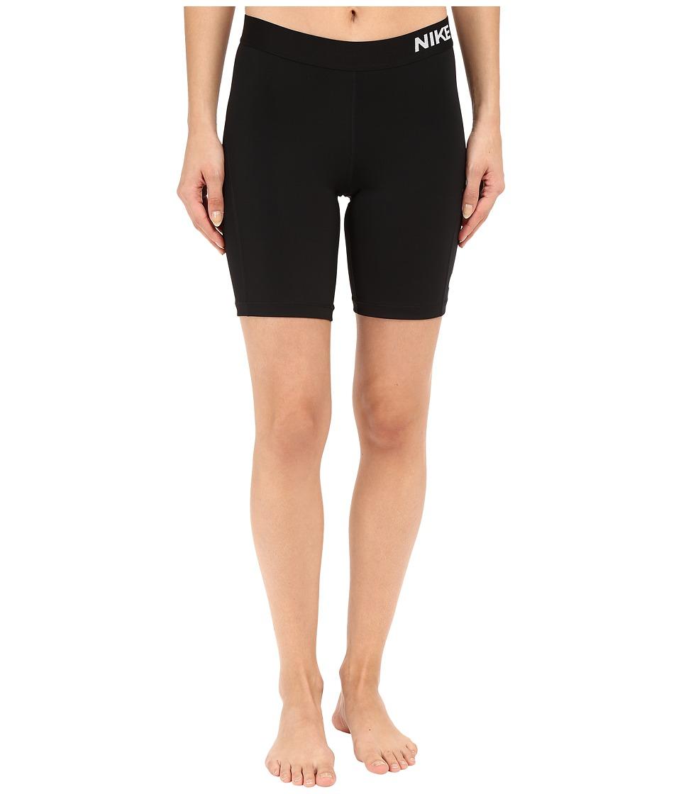 Nike Pro 7 Cool Training Short (Black/White) Women