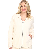 Yummie by Heather Thomson - Plus Size Baby French Terry Zip-Up Hoodie