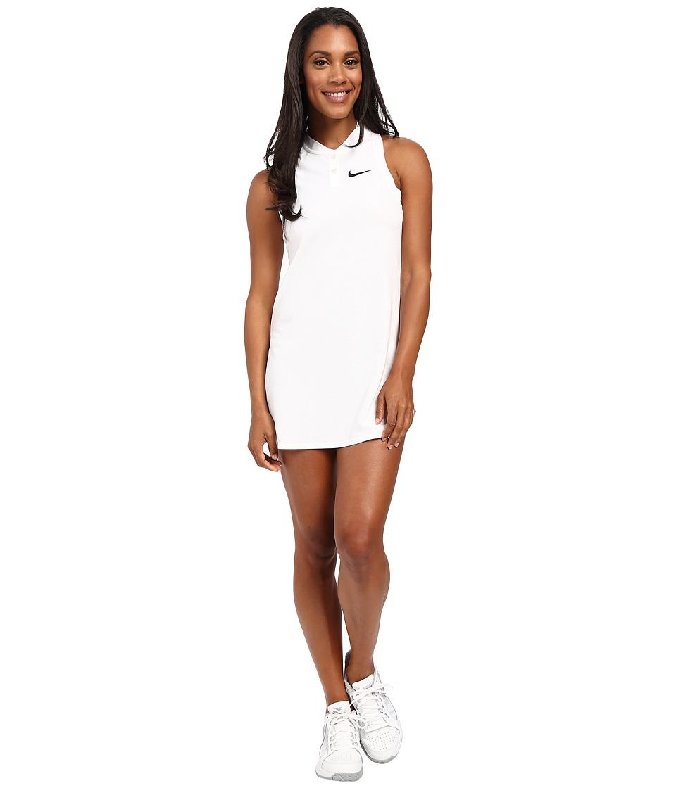 Nike Court Premier Slam Tennis Dress White Womens Dress
