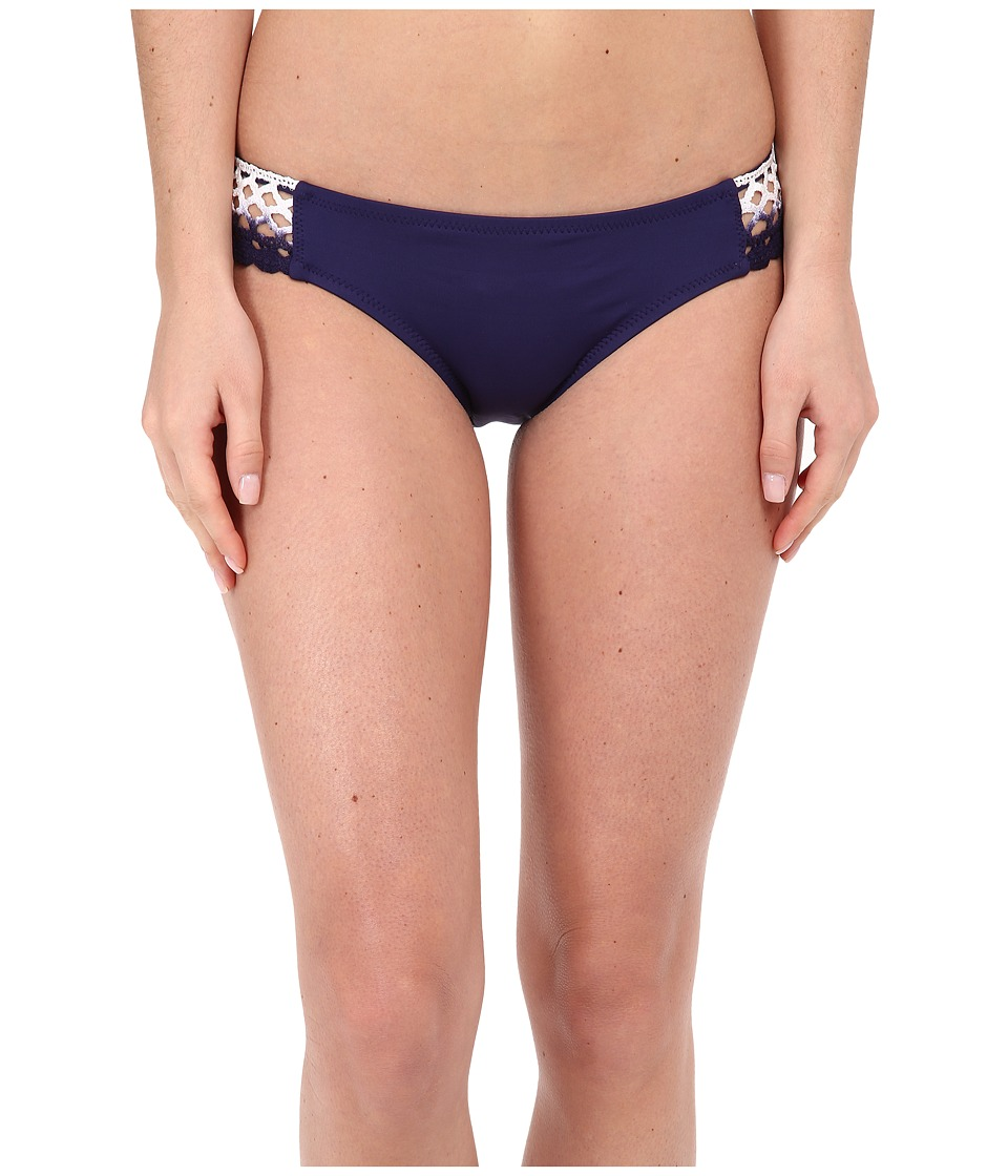 BECCA by Rebecca Virtue Sunrise Midnight Tab American Bottom Ink Womens Swimwear