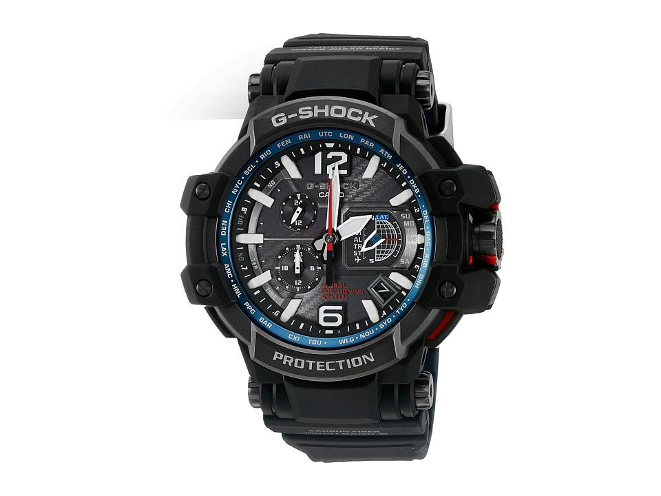 G Shock GPW 1000 Black Sport Watches