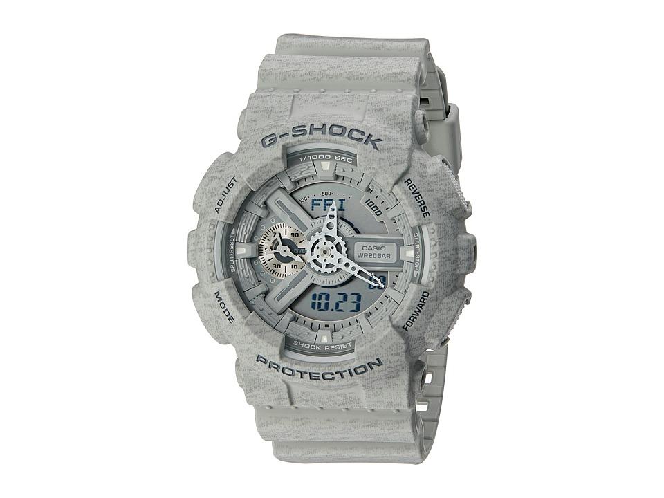 G Shock GA 110HT 8 Grey Sport Watches