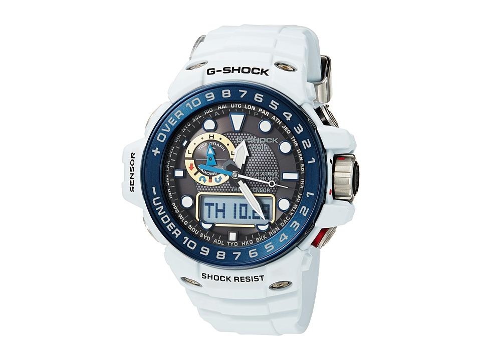 G-Shock - GWN-1000E (White) Sport Watches