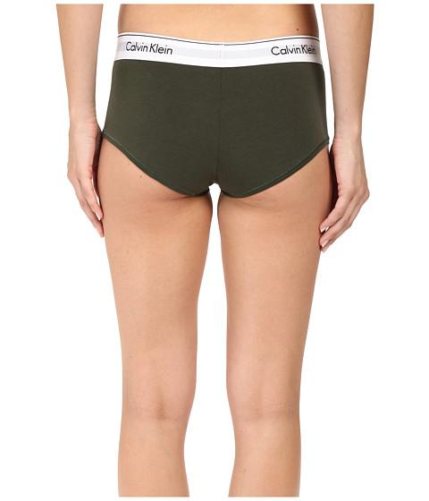 calvin klein underwear modern cotton boyshort. Black Bedroom Furniture Sets. Home Design Ideas