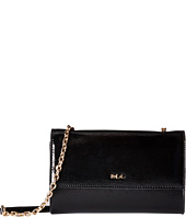 LAUREN by Ralph Lauren - Tate Patent Mini Chain Crossbody
