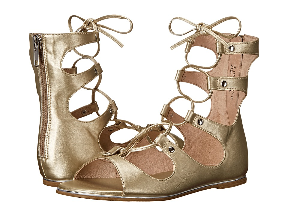 Amiana - 15-A5391 (Little Kid/Big Kid/Adult) (Gold Pearl Metallic) Girls Shoes