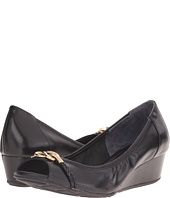 Cole Haan - Tali Open Toe Knot Wedge 40