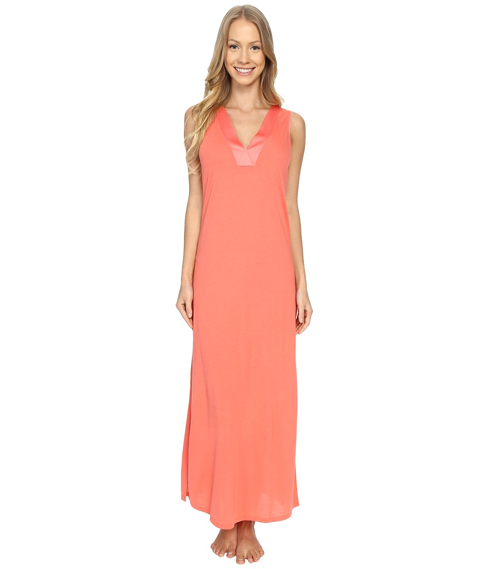 N by Natori Congo Gown Coral Island Womens Pajama