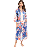 N by Natori - Dreamscape Zip Caftan