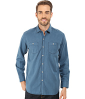 Tommy Bahama - Sea Twill Solid Long Sleeve