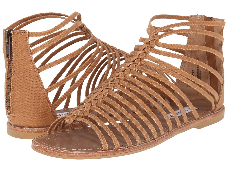 Steve Madden Kaster Tan Womens Sandals