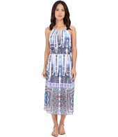Nanette Lepore - Paros Paisley Midi Dress Cover-Up