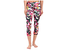 adidas Performer High-Rise 3/4 Tights ,Floral Explosion Print
