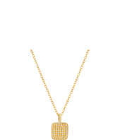 Anna Beck - Double Sided Square Charm Necklace