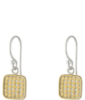 Anna Beck - Square Cushion Drop Earrings