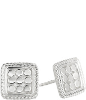 Anna Beck - Square Cushion Post Earrings