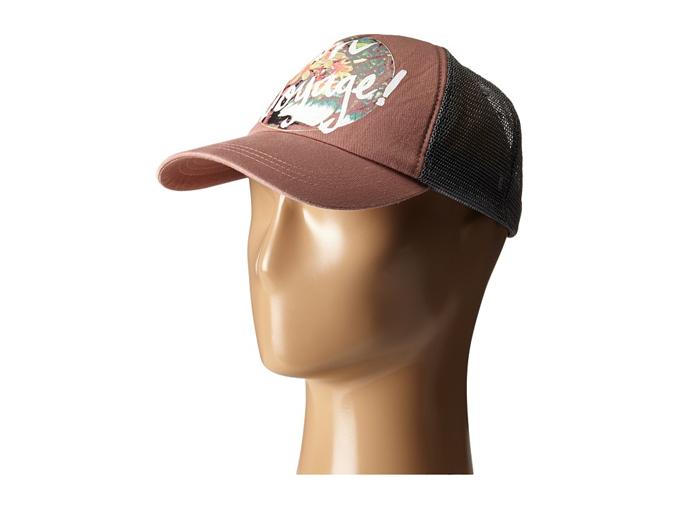 ONeill Moonlight Walk Trucker Hat Desert Sand Caps
