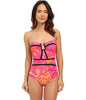 Nanette Lepore - Jakarta Jaguar Seductress Reversible One-Piece