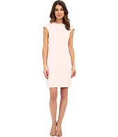 Donna Morgan - Cap Sleeve Knit Sheath Dress