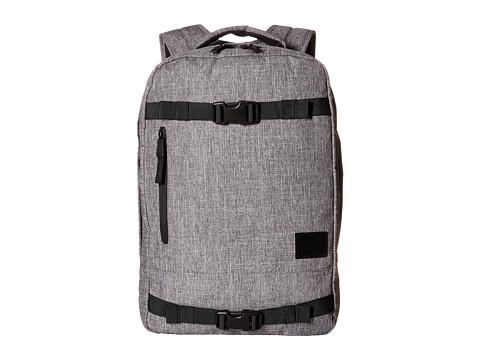 Nixon The Del Mar Backpack - Black Wash