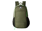 Hurley Fusion Backpack (Green/Voltage Green/White)