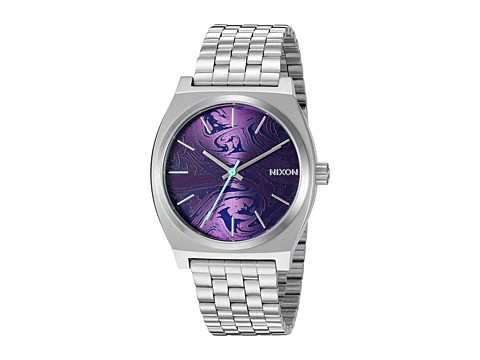 Nixon Time Teller - Purple