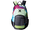Hurley One and Only Backpack (Multi/Black/Black)