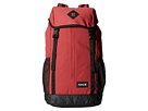 Hurley Daley Backpack (Light Gym Red/Black/White)