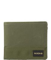Nixon - Origami Bi-fold Zip Wallet
