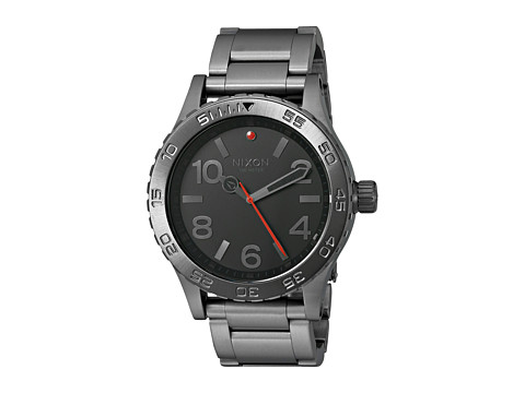 Nixon 46 - All Gunmetal