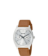 Nixon - The Time Teller Deluxe Leather