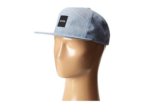 Nixon Snapper Print Snapback Hat