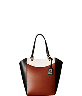 LAUREN by Ralph Lauren - Lexington Tricolor Tote