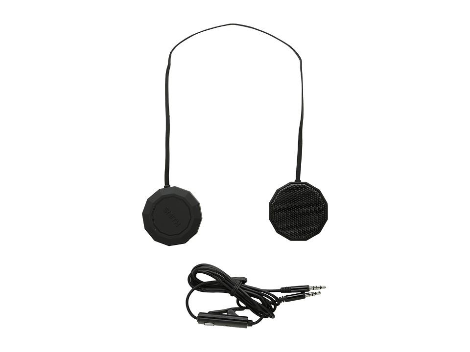 Smith Optics Outdoor Tech Wired Audio Chips Black Headphones