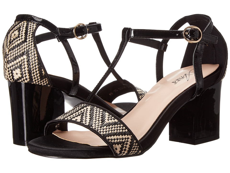 Spring Step Anzio Black Womens Shoes