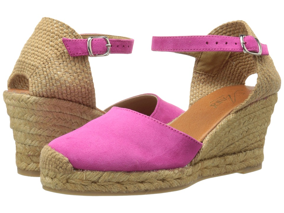 Spring Step Antoine Fuchsia Womens Shoes