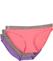 Calvin Klein Underwear - Radiant Cotton 3-Pack Bikini