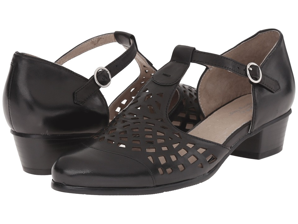 Spring Step Maiche (Black) Women's Shoes