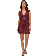 BECCA by Rebecca Virtue - La Boheme V-Neck Dress Cover-Up