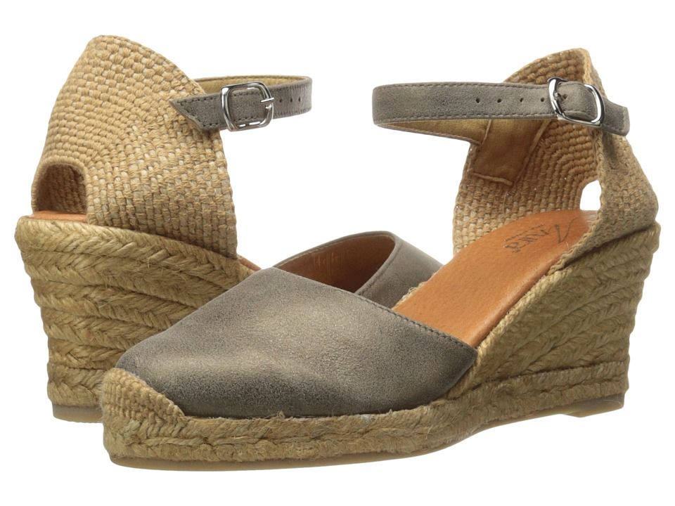 Spring Step Antoine Bronze Womens Shoes