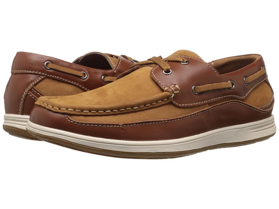 Spring Step Carlo Brown Mens Shoes