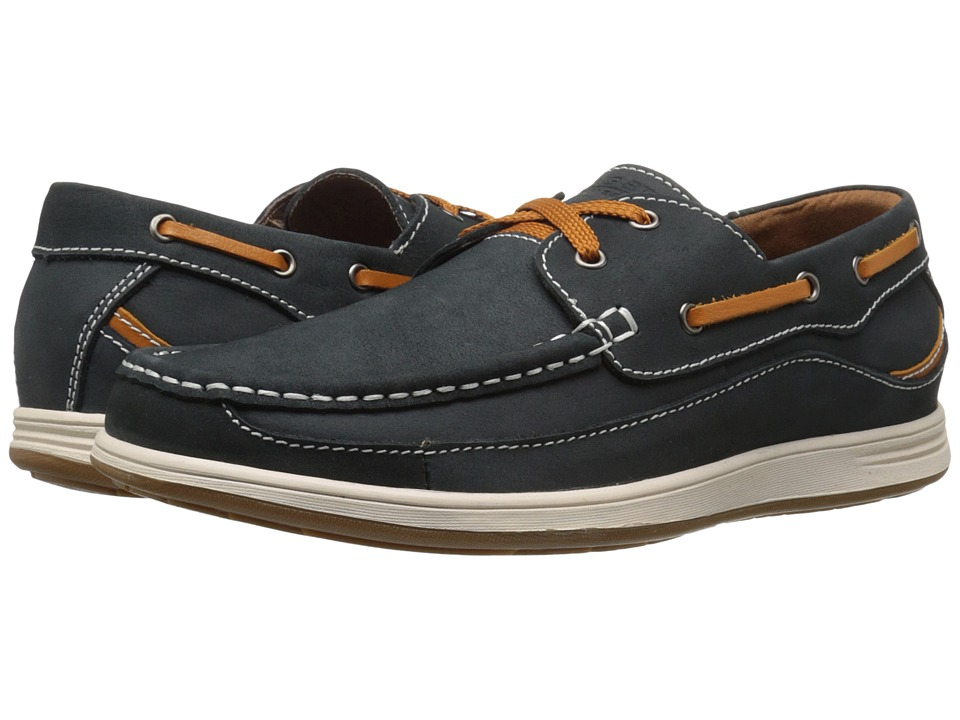 Spring Step Carlo Navy Mens Shoes
