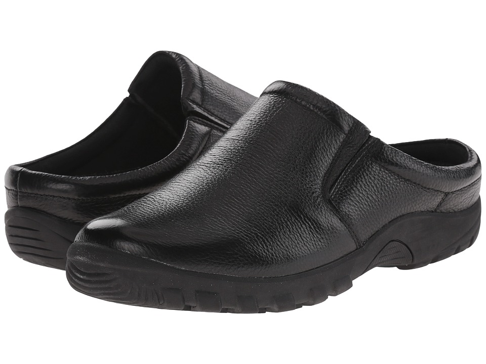 Spring Step Blaine Black Mens Shoes