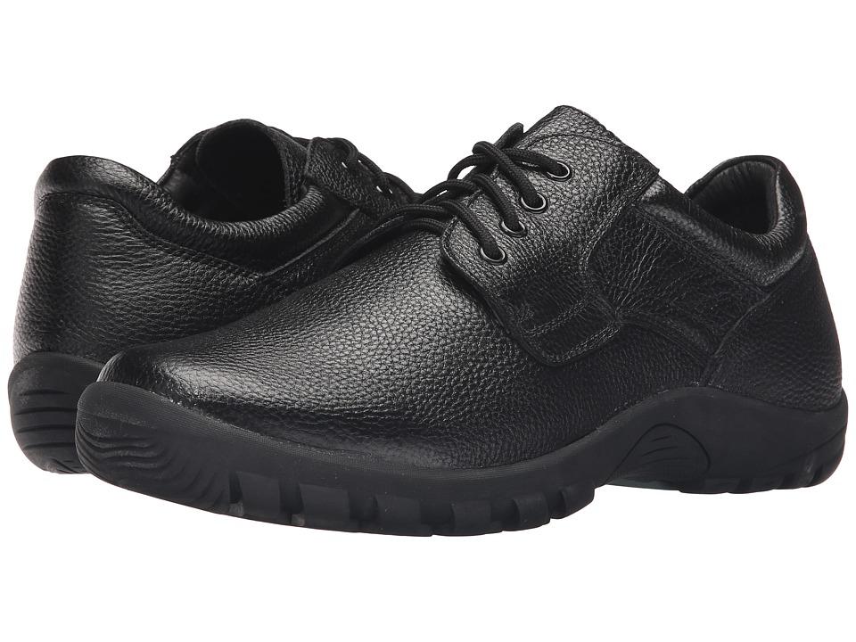 Spring Step Berman Black Mens Shoes