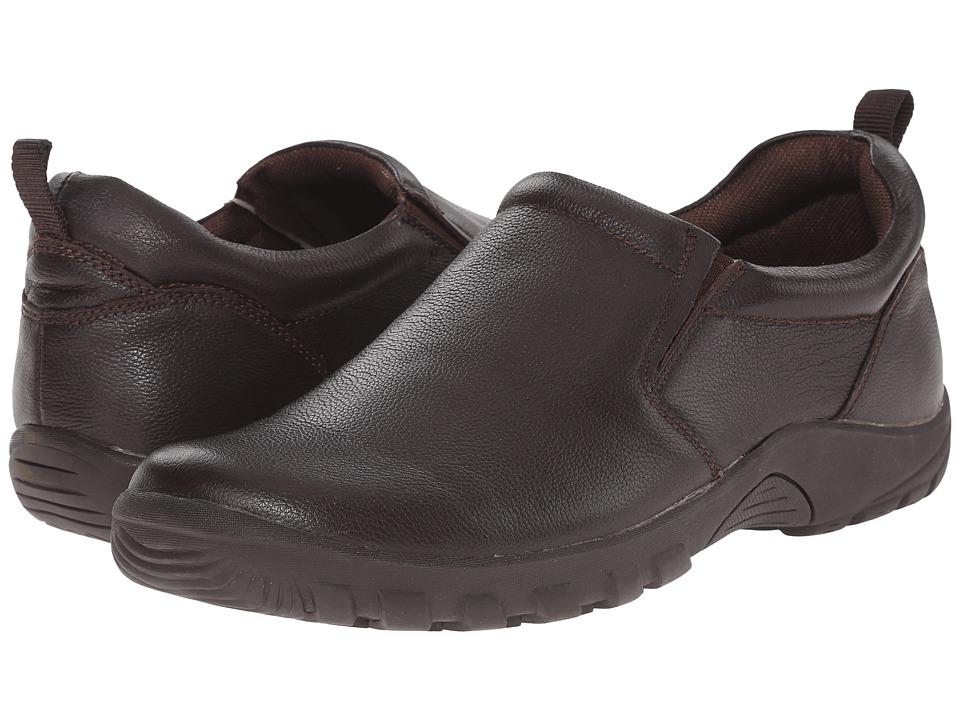 Spring Step Beckham Brown Mens Shoes