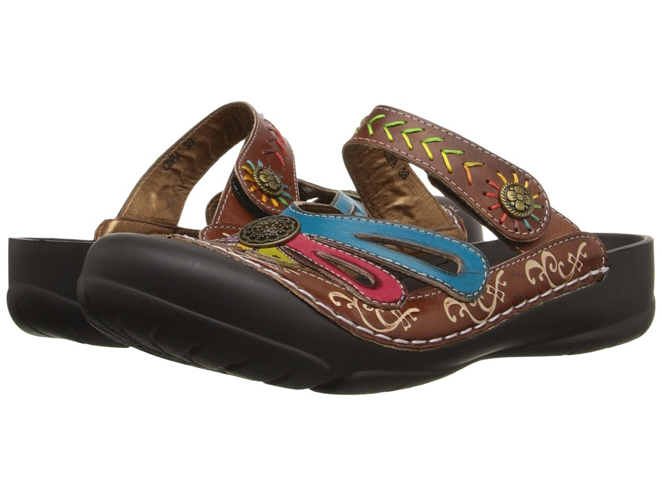 Spring Step Copa (Brown) Women