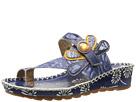 Spring Step - Dafine (Denim Blue)