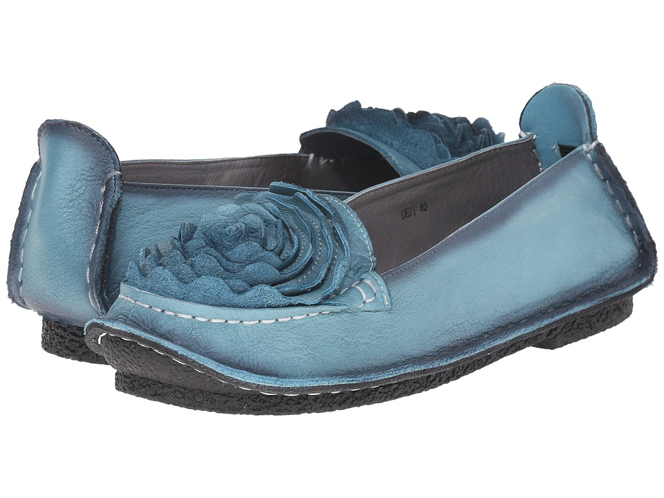 Spring Step Dezi (Blue) Women