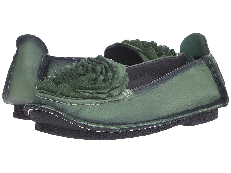 Spring Step Dezi (Green) Women